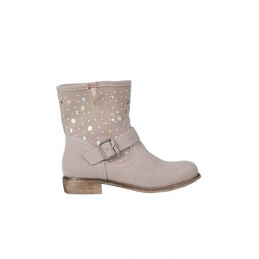 Product image of Faux Suede Ankle Boot