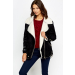 Product image of Holly Sheep skin jacket BLACK