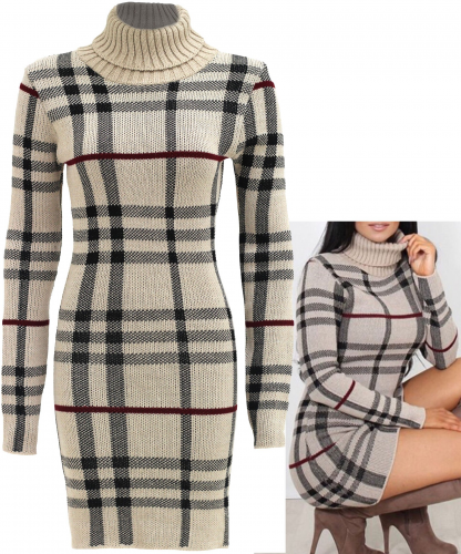 Product image of Daisy Knit Dress
