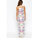 Product image of Floral White Maxi Dress