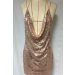 Product image of Kendall Sequin dress Rose gold