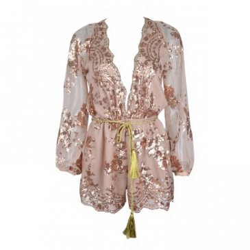 Product image of Dream Gold Romper