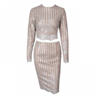 Product image of Showstopper Silver 2 piece set
