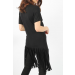 Product image of Tassle Fringe printed T-Shirt Dress