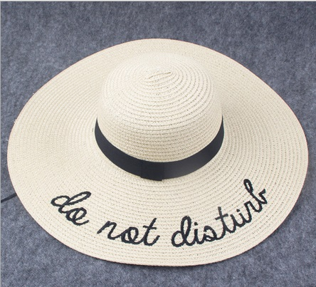 Product image of Do not Disturb white hat