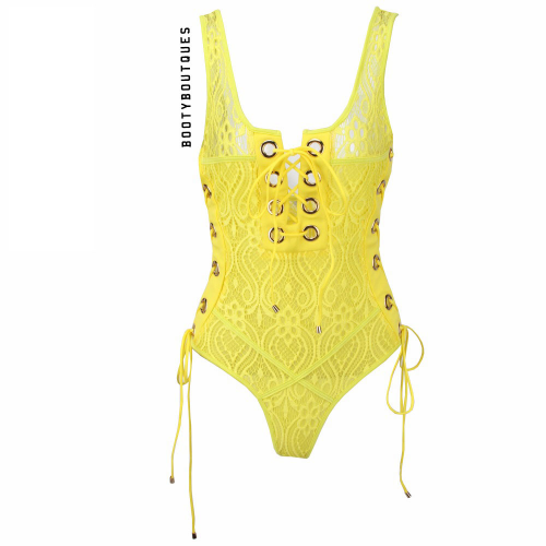 Product image of MARCEL-YELLOW-SWIMSUIT