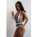 Product image of Zeana Stripe Swimsuit