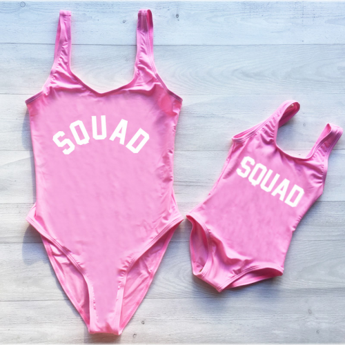 Product image of Squad Mini Me Range