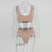 Product image of Shelby zip two way nude bikini