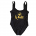 Product image of Bride new font slogan swimsuit