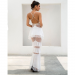 Product image of Maria white lace dress