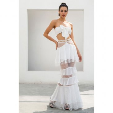 Product image of Maria 2 piece white set